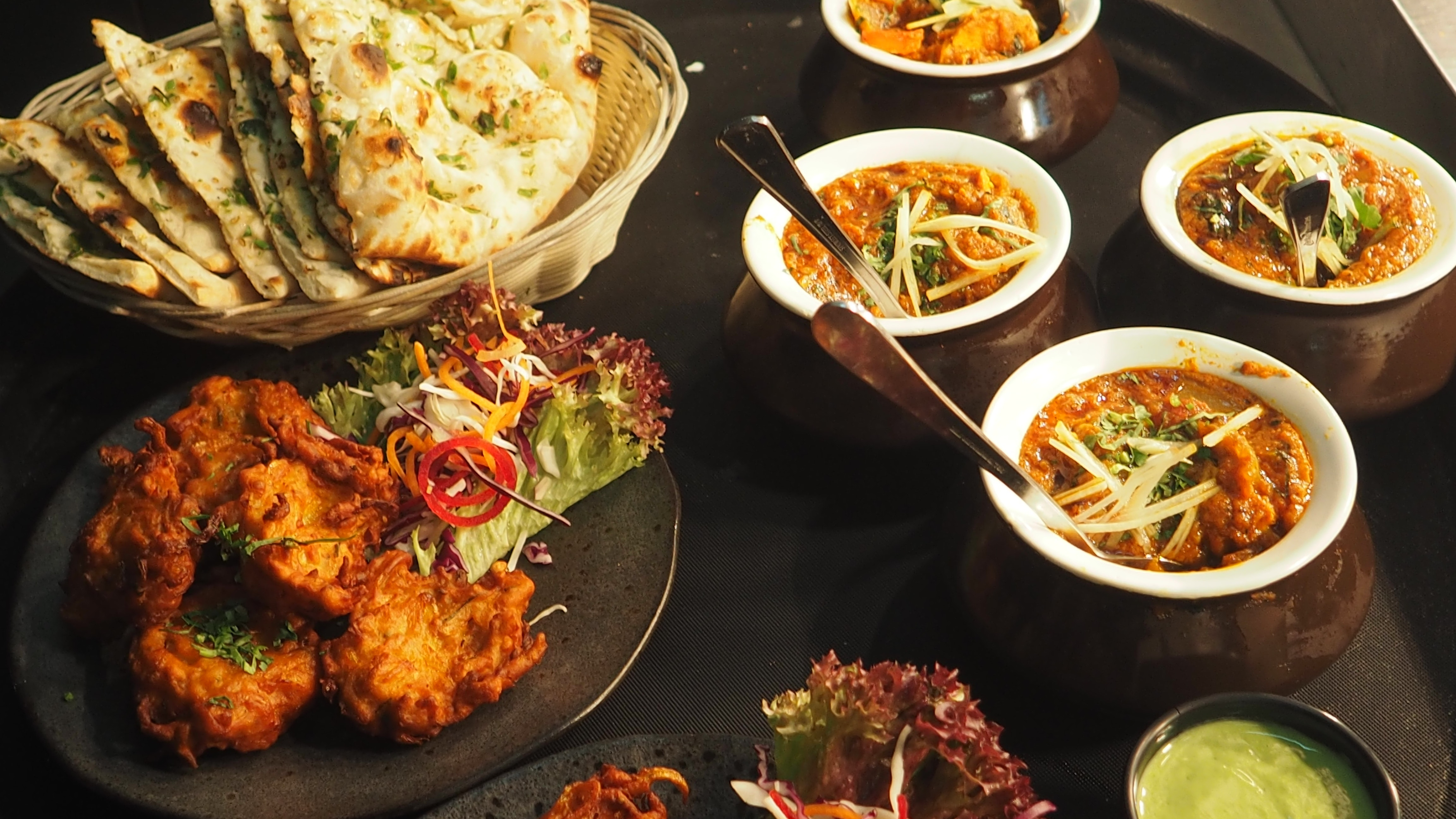The Dish on Healthy Indian Food