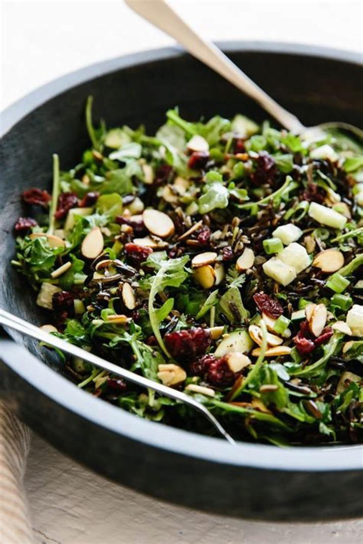 Arugula and Rice Salad